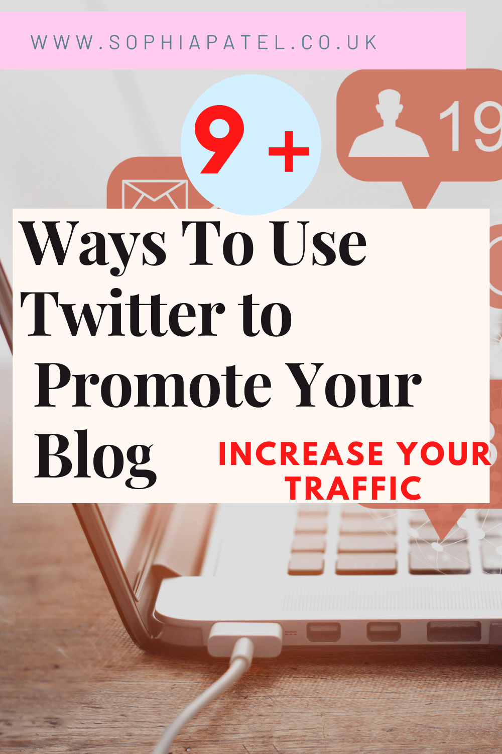 After blogging for a while, you get to know the tips and tricks for increasing traffic. But what I did not know until quite a while in was to how to use twitter to promote your blog. It seems pretty obvious once you know but it can take time to see results. Here are 9 awesome ways to convert your Twitter account into a traffic generating machine.    #socialmediatips #bloggingtips
