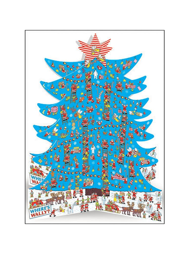 where's wally advent calendar