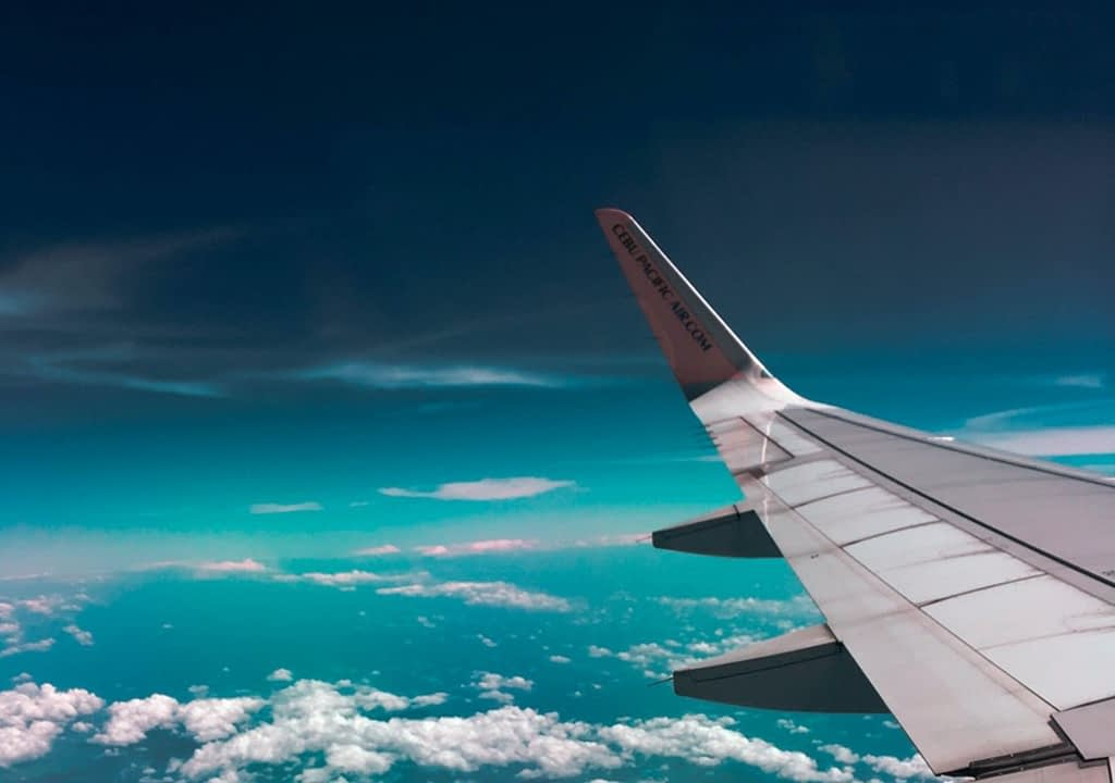 flight - keeping the travel bug alive