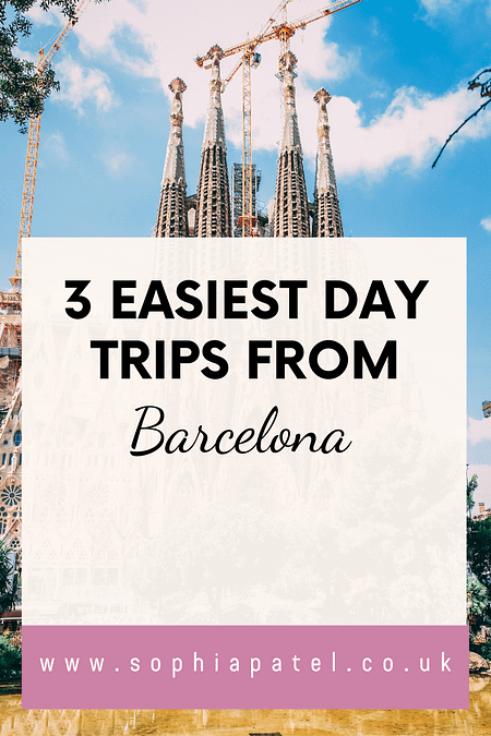 trips from barcelona pin