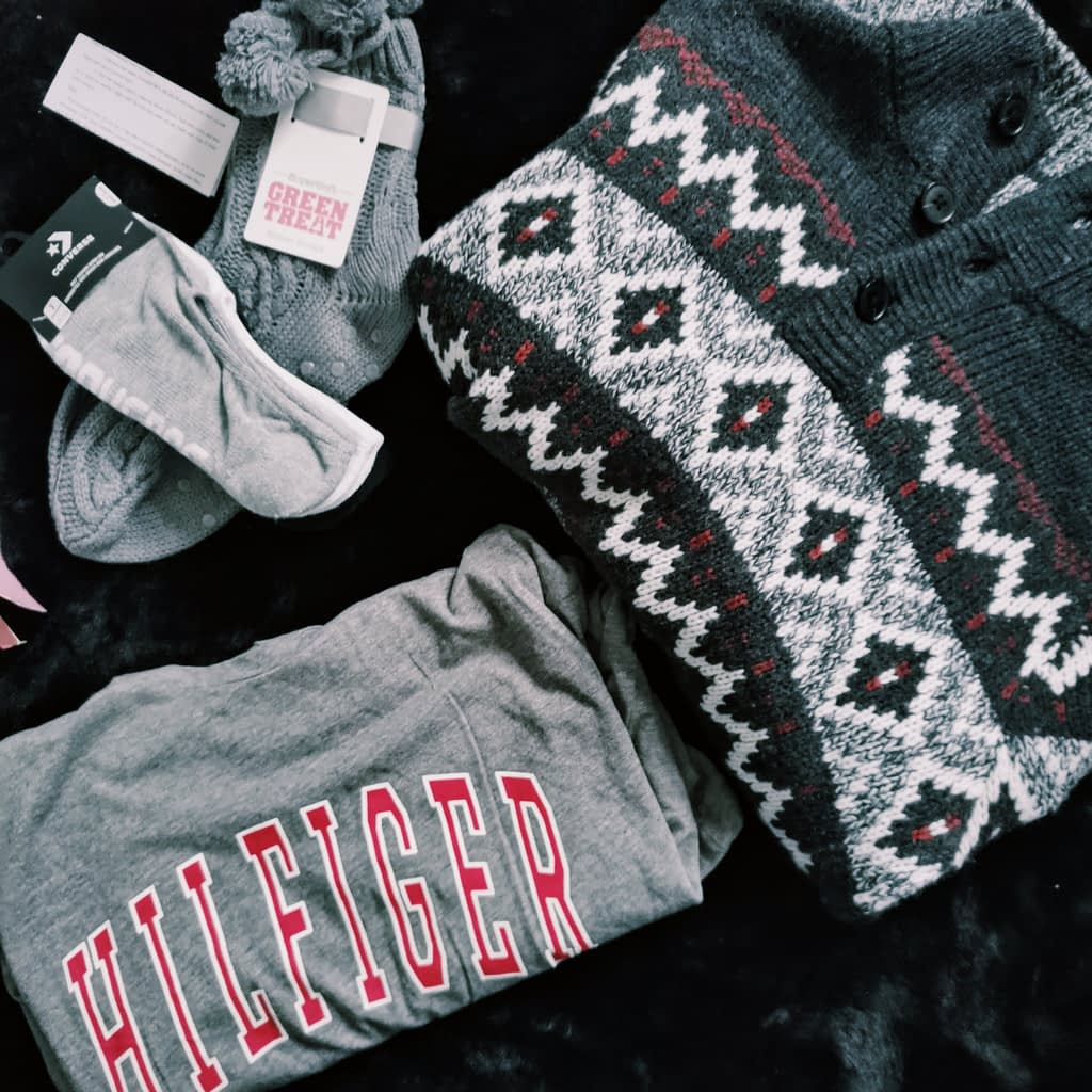 comfy clothes christmas gifts