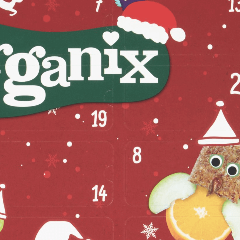 organix advent calendar