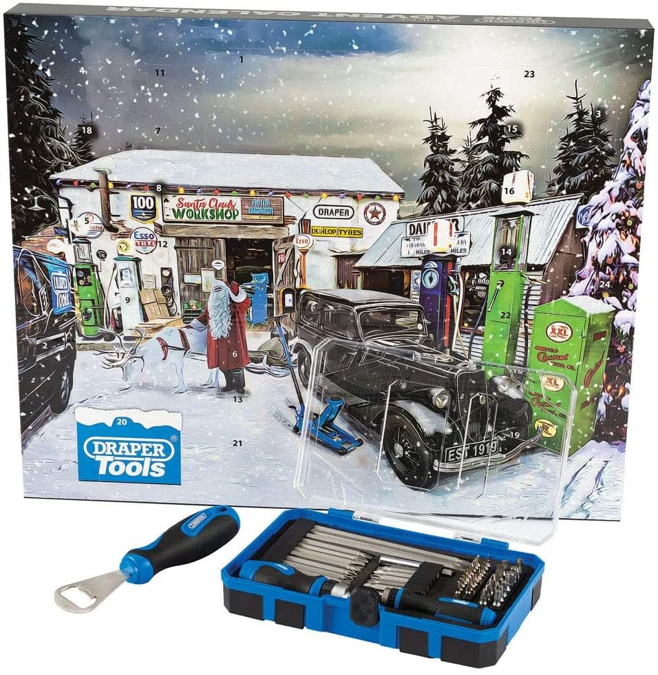 draper tools advent calendar